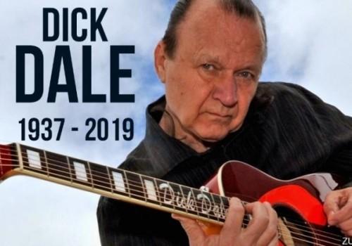 Ha muerto Dick Dale, leyenda de la música surf