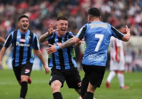 Liverpool le ganó de atrás en los descuentos a Danubio:…