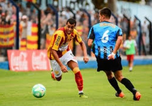 Liverpool y Progreso igualaron en Belvedere 1 a 1