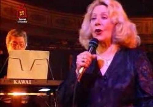 La intérprete de tango Elsa Morán falleció a los 87…