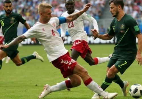 Dinamarca y Australia dividieron puntos: 1-1