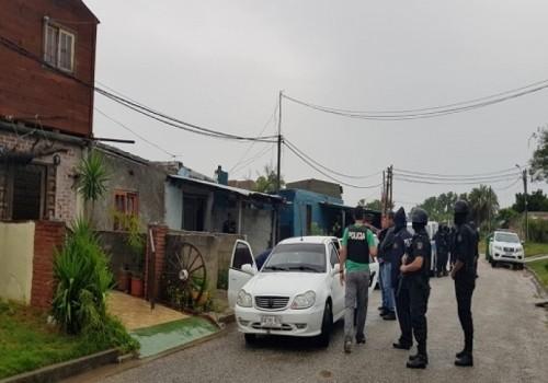 Operativo Mirador X desarticula organización de narcotráfico