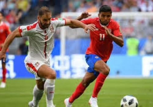 Serbia le ganó a Costa Rica por 1 a 0