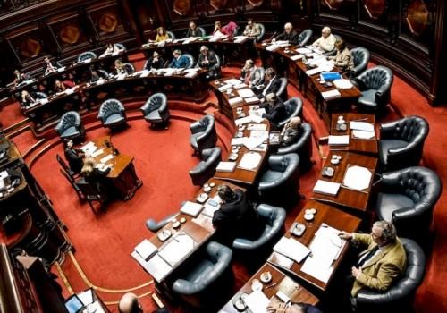 Senado aprobó proyecto para aplazar elecciones departamentales
