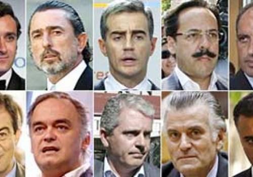 Condenan a 29 dirigentes del Partido Popular