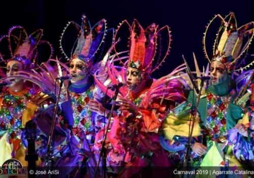 NOCHE DE FALLOS: Todos los ganadores del Carnaval 2019