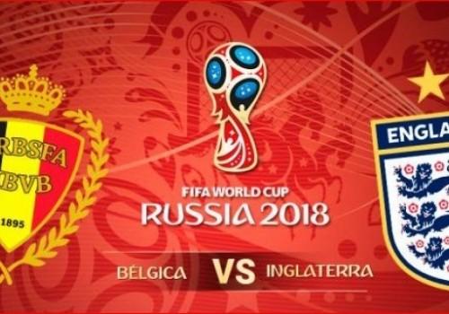 Bélgica e Inglaterra se miden este sábado por el tercer puesto