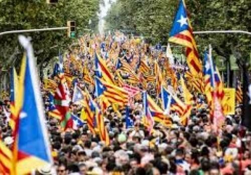 Movilizaciones y huelga general en Cataluña