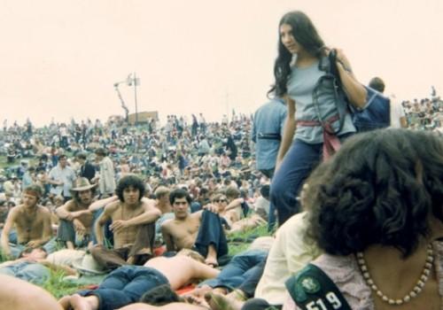Woodstock, el icónico festival de música de los 60