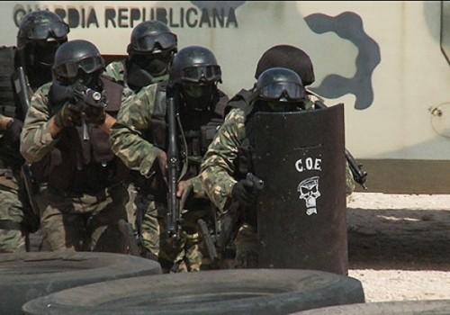 Operativo policial con 45 allanamientos en Cerro Norte