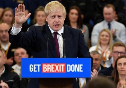 El primer ministro Boris Johnson obtiene mayoría absoluta