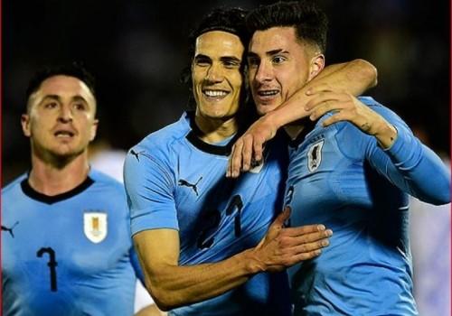 Uruguay fue efectivo y ganó con justicia ante Uzbekistán por…