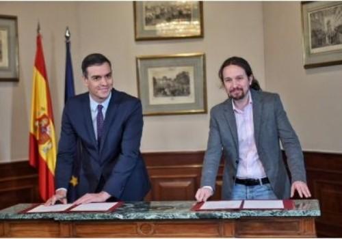 Llegan a acuerdo para formar nuevo gobierno
