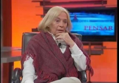 Falleció Carmen Tornaría, exconsejera del Codicen