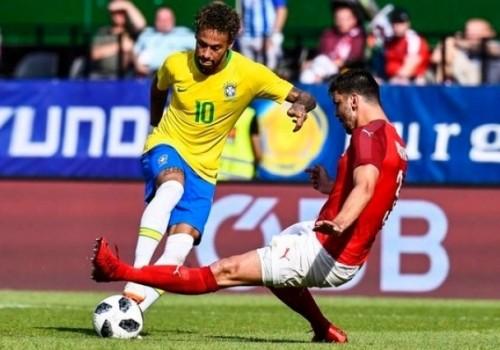 Otra sorpresa: Suiza le empató a Brasil 1-1