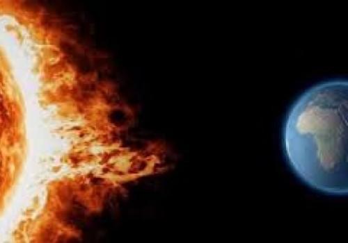 Una tormenta solar impacta la Tierra