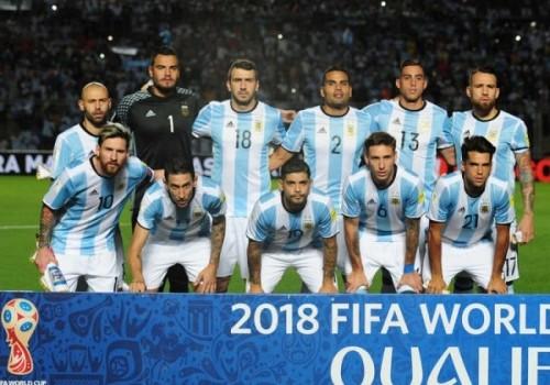 Argentina da a conocer los 23 jugadores seleccionados