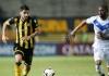 Peñarol venció a Liga de Quito por 1 a 0 y lidera el Grupo D